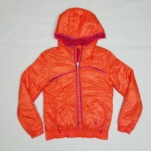 Spyder coat.